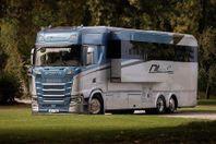 Scania NL Exclusive Line *B- Körkort*