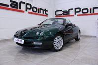 Alfa Romeo Spider 2.0 TS Lusso 150hk Unikt skick