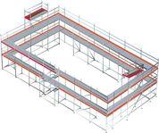 Byggställning Assco Modul 296kvm 152 700:-