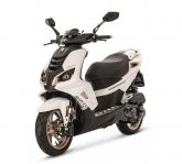 Peugeot SPEEDFIGHT 4 PURE ICY WHITE GOLD KAMPANJ