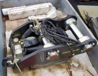 Engcon Fäste QS50 med EC-oil S50