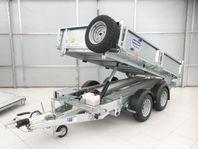 Tippsläp - Ifor Williams - TT3017