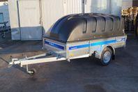 NYHET Tiki trailer C-265 ink Kåpa FINANS