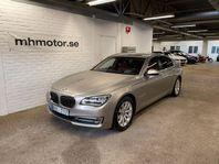 BMW 730 d Automat 258hk INDIVIDUAL 4500MIL