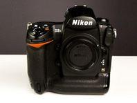 UTHYRES - Nikon D3s Professionel Systemkamera