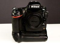 UTHYRES - Nikon D800 Systemkamera - Professio
