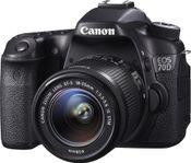UTHYRES - Canon 70D 18-55, 50mm objektiv