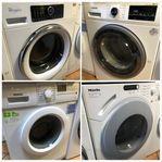 Nya model Tvättmaskiner