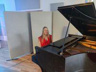 Sång, piano eller tvärflöjt på bröllop/dop