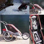 UTHYRES - Multisportvagn chariot Cougar