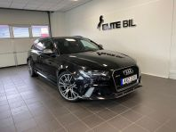 Audi RS6 Exclusive Performance 4.0 TFSI V8 605hk Keramiska