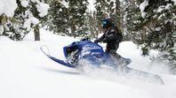 Yamaha SXVenom-MTN-2021 Nyhet provkörning