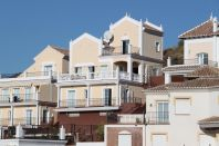 Villa i Nerja med magnifik utsikt uthyres