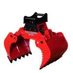 Dala-MultiGrip för grävare eller lastbil