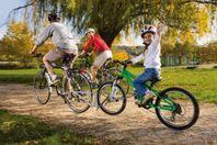FollowMe - ultimata lösningen för cykling med ditt barn