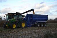 GrainSaver vagnar