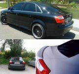 Audi A4 A5 A6 läpp o vinge lackerade b6 b7 b8