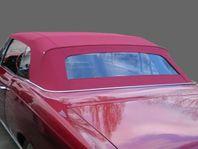 Canvas cab, tyg-cab, Chevrolet Chevelle