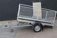 Ny Släpvagn Brenderup 750 kg