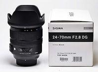 Sigma 24-70/2,8 DG OS HSM Art Nikon