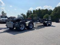 Lastväxlarvagn med Tipp