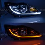 LED Soft-strip xenon-vit DRL/orange blinkers