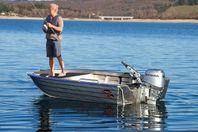 """Sportfiskebåt Kimple 395 Hunter """"NYHET"""""""