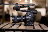 UTHYRES - Canon C100 mkII + Monitor SmallHD 5