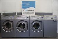 Beg Wascator stort tvättstugepaket 4 maskiner