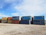 Begagnade containers Hudik