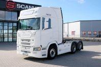 Scania R 500 6x2 dragbil 48 200 mil