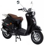 Viarelli Retro - Stilren & smidig EU-Moped