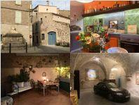 Sydfrankrike Pézenas medeltida vinvalv & garage