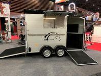DuoMax häst trailer