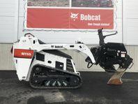 Bobcat MT55, möjlighet till många redskap