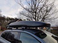 UTHYRES - Packline ABS80 220cm, inkl takräcke