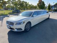 Lincoln Continental Limo Stretch Limousine