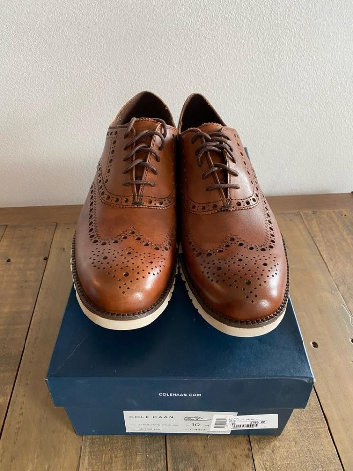 Cole Haan - Zerogrand Wing Ox...
