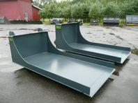 Rensning-Återfyllskopa L50-L120 & L150-L220