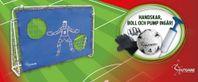 Fotbollsmål - komplett paket inkl. frakt