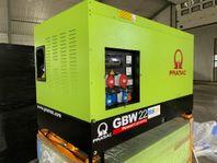 Pramac diesel elverk generator 22kVA