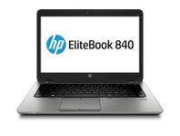 """HP 840 G1 14""""HD 480GB SSD i5 DEDIKERAD GRAFIK"""