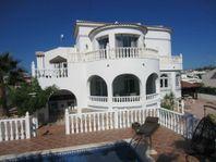 Villa m pool,5 sov,4 bad,La Siesta,Torrevieja