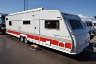 Kabe Royal Hacienda 880 UTDL KS -Maxutrustad-Superskick