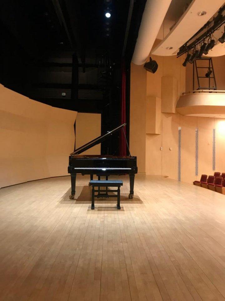 Piano lessons / Pianolektioner