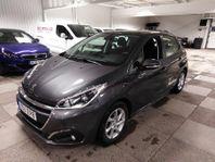 Peugeot 208 5-dörrar 1.2 VTi Euro 6