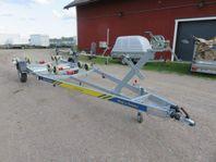 Båttrailer TK BT 1300/1500/1500L Kampanj