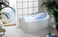 Populärt bubbelbadkar/massagebad PM-hem