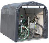 Cykelskjul / Förvaringstält för trädgården - 1590mm x 1670m