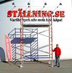 Rullställning Alufase 5,5m - 17.900kr